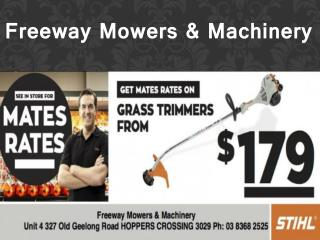 Get the best Chainsaws Hoppers Crossing