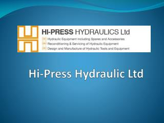 enerpac hydraulics equipment distributor