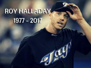 Remembering Roy Halladay (1977-2017)