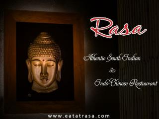 Rasa | The best south Indian & Indo Chinese restaurant in Orlando