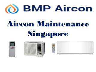 Aircon Maintenance Singapore