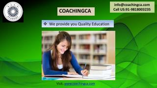 Best competitive exams coaching in Gurgaon