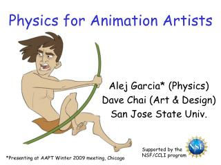 Physics for Animation Artists