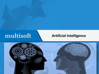 Artificial Intelligence training