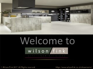 German Kitchen London - Kitchen Showroom London Wilson Fink