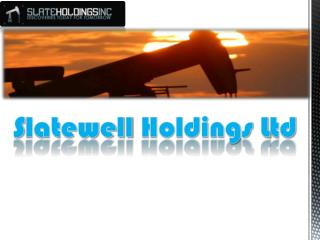 Slatewell holdings ltd, SLATEHOLDINGSINC Discoveries Today F