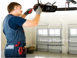 Miramar Garage Door Service, Weston Garage Door Repair - Garage Door Pro's