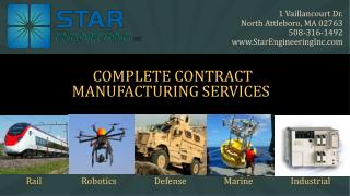 Printed Circuit Board Manufacturers - Star Engineering Inc