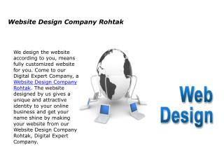 Website design company rohtak
