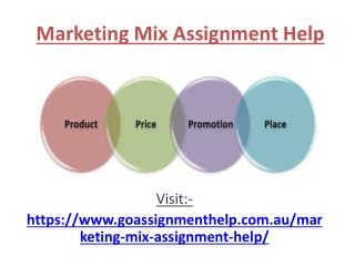 Services Marketing Assignment Help | Marketing Assignment Help