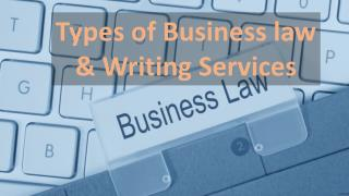 Get Best Business Law Assignment Writing Help in Australia