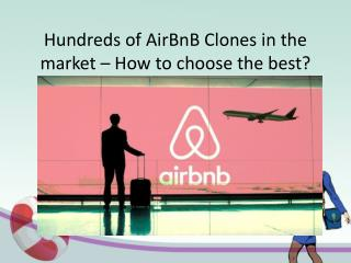 Hundreds of AirBnB Clones in the Market - Choose the Best