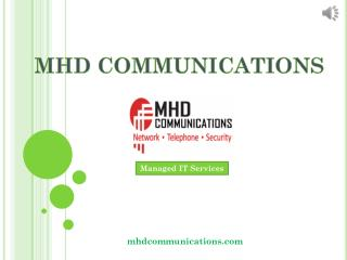 TAMPA MANAGED SERVICE COMPANIES - MHD Communications