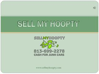 Cash for Cars Tampa -SellmyHoopty