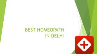 Best homeopath in delhi