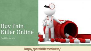 Buy Oxycodone Painkiller Online