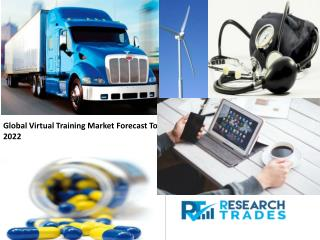 Virtual Training Market - Opportunities Sales, Revenue, Outlook & Forecast to 2022