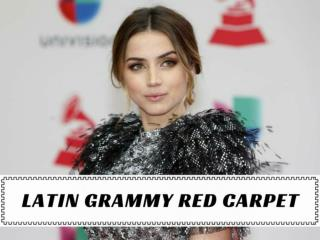 2017 Latin Grammy Awards Red Carpet Fashion
