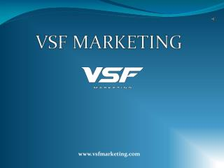 Tampa SEO Services - VSF Marketing