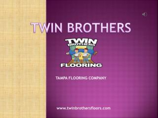 Carpet Store Tampa - Twin Brothers Flooring