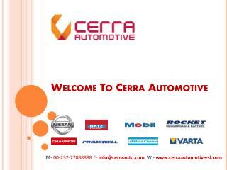 Car Rental & Leasing Services in Sierra Leone & Liberia