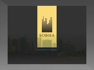 Gurgaon Property Sobha City