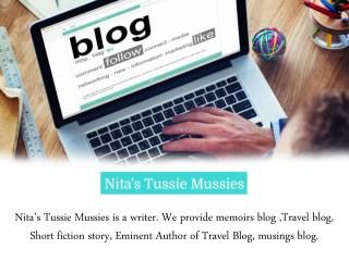 Basic Travel Blog Advice for a new writer