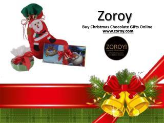 Zoroy – Buy Customized Chocolates Gifts for Christmas