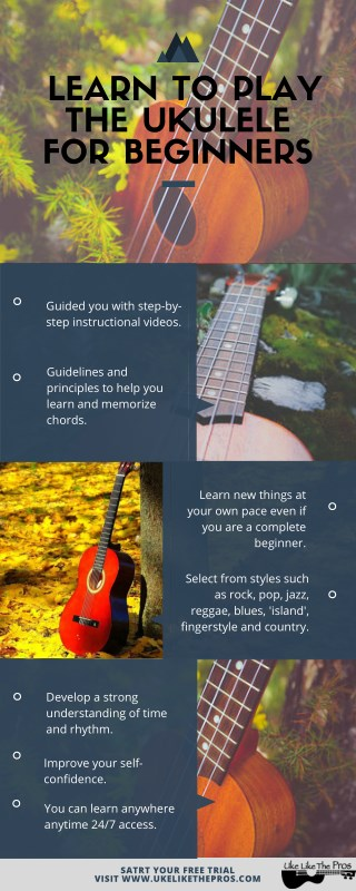 Learn To Play The Ukulele For Beginners