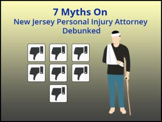 7 Myths on New Jersey Personal Injury Attorney Debunked | GawLawyers