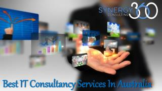 Synergy360 - Best IT Consultancy Services In Australia