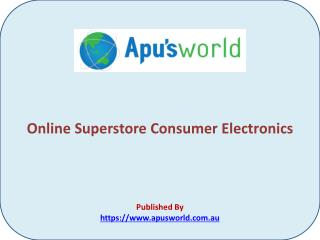 Online Superstore Consumer Electronics