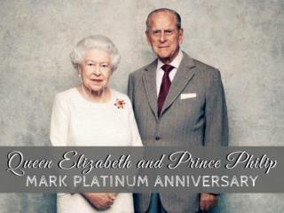 Queen and Prince Philip mark 70th wedding anniversary