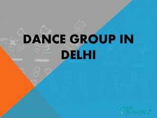 Glowdiators - Dance Group in Delhi