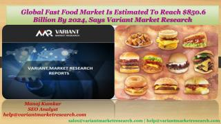 Global Fast Food Market