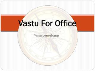 Vastu For Office by Commercial Place Vastu Consultants