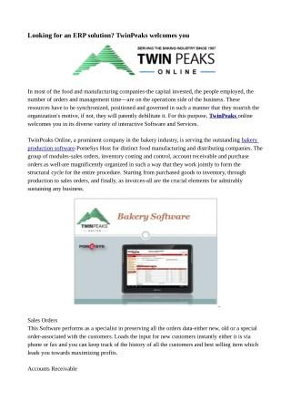 Twin Peaks Online