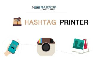 Melbourne Hastag Print at low cost