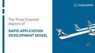 Essential Aspects of Rapid Web Application Development Tool   HokuApps