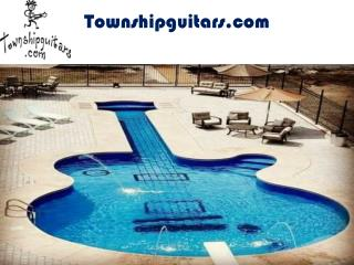Township Oil Can Guitar