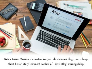 Information to Start a Travel Blog