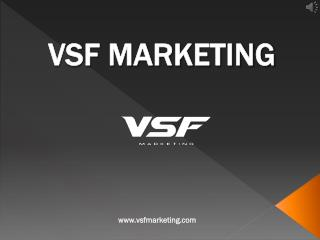 Tampa SEO Company - VSF Marketing