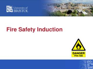 Fire Safety Induction