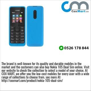 Nokia 105 price
