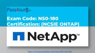 Guranted Network Appliance NS0-180 Dumps | Download Real NS0-180 Question Answers