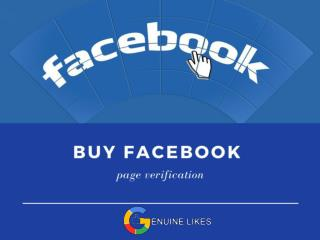 Buy Facebook Page Verification for High Security