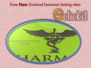 Free New Zealand business Listing Sites