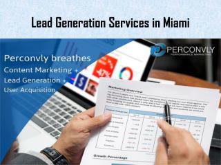 Lead Generation Services in Miami