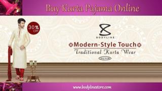 Buy Kurta Pajama Online