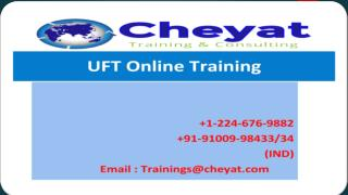 uft online training